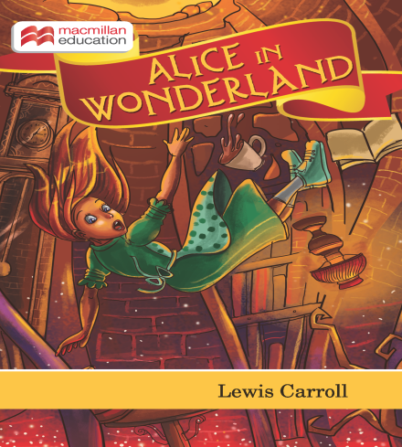 eBook - Alice in Wonderland