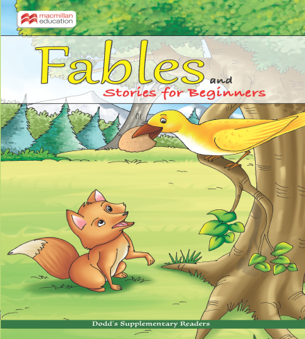 Fables and stories for beginners