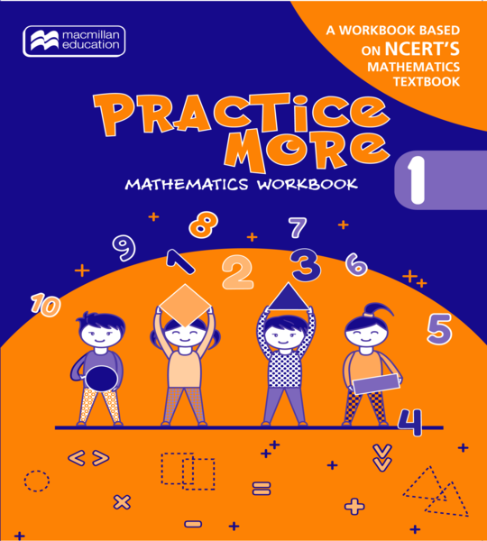 eBook - Practice More Mathematics Workbook 1