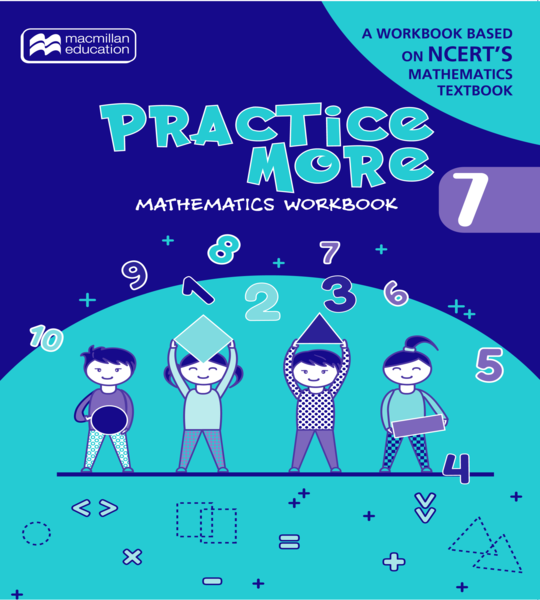 eBook - Practice More Mathematics Workbook 7